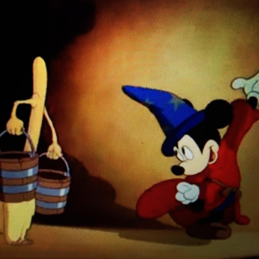 Disney Fantasia 1940