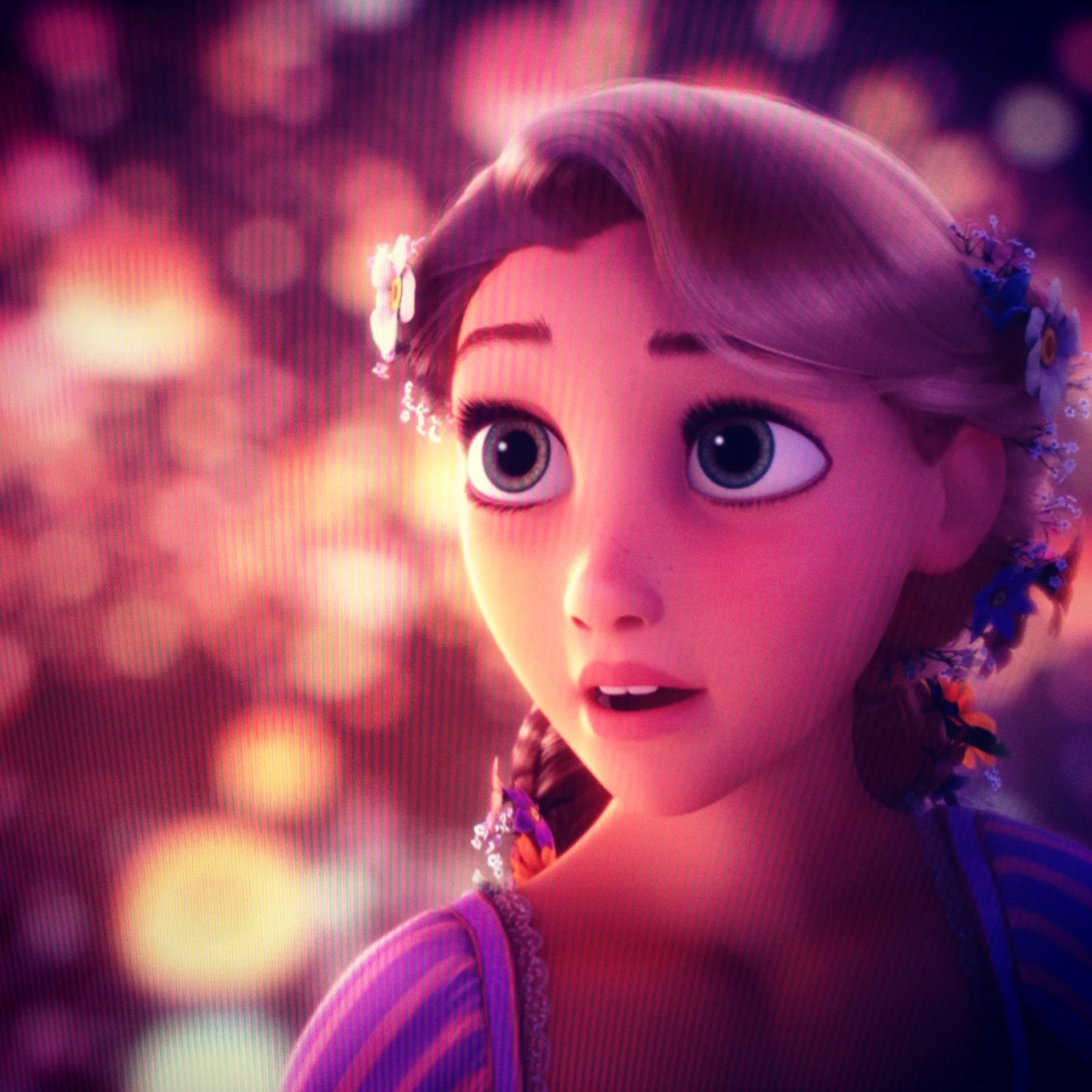 tangled   The Disney Project