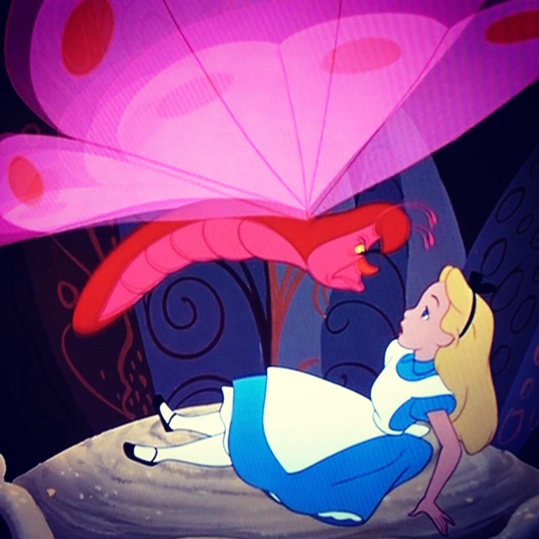 Alice In Wonderland Disney Caterpillar | www.pixshark.com ...