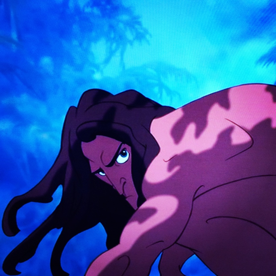 Tarzan 1999 The Disney Project