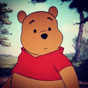 Pooh gets the feature treatment once again.